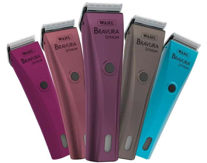 Wahl Bravura are my best Shih Tzu clippers!
