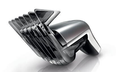 Philips Norelco QC5130 hair clipper: a lightweight, ergonomic option for business people.