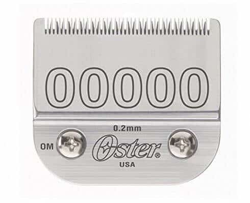 An Oster blade #0000 can make the Model 10 a balding clipper too.