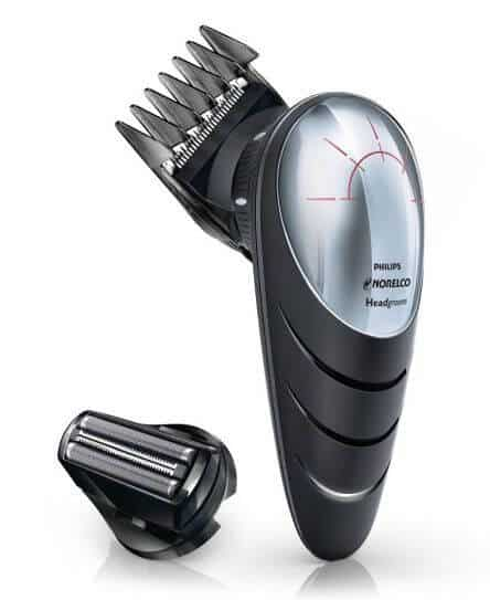 A good choice as a balding clipper too, the Philips Norelco balder will surprise you with its flexibility.