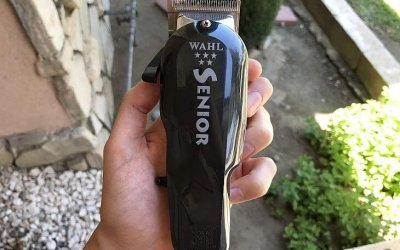Wahl's 5 star CORDLESS Senior is here: some details about it