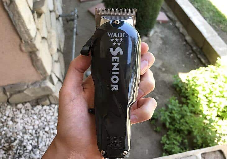 Wondering how will the cordless Wahl Senior compare to the standard 5 star Seniors...