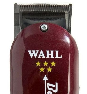 Wahl Balding clipper - great design and intense action due to its ultra sharp Wahl blades.