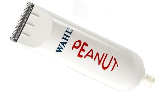 The Wahl Peanut cordless hair clipper gets a rotary motor and extra sharp blades to show for.