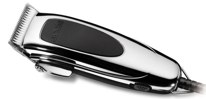 Slick design: Andis Speedmaster II is simply elegant.