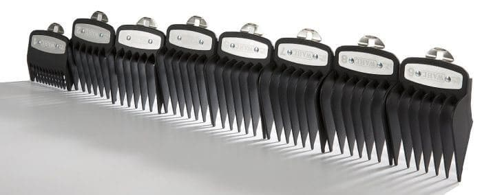 Wahl metal clipper guards: a luxurious and secure approach to clipper guard sizes and performance.