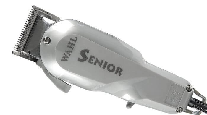 Our pick for Wahl barber clippers: the Wahl Senior.