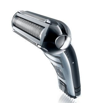 Norelco 7100 pubic hair shaver's head.