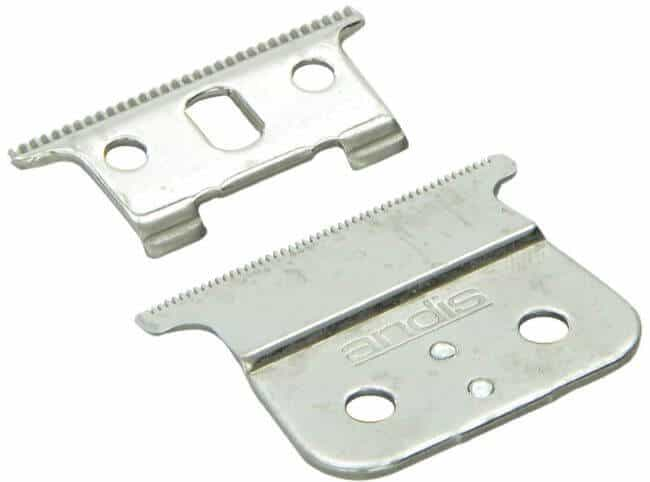 Replacement blades for the T-Outliner of Andis.