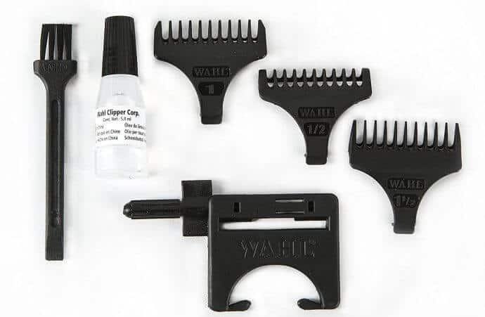 Wahl Hero zero gap tool.