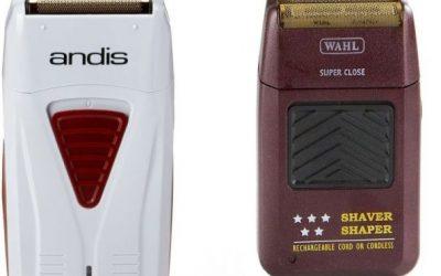 Foil shavers: Andis Profoil or Wahl 5 Star Shaver Shaper?