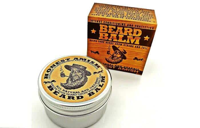 Honest Amish is among the best balms for all lengths of beards, shorter too.