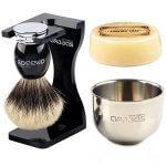 best shaving brush kit