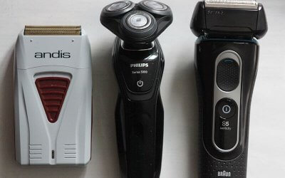 Expert Opinion: 6 Best Electric Shavers For Smooth Results