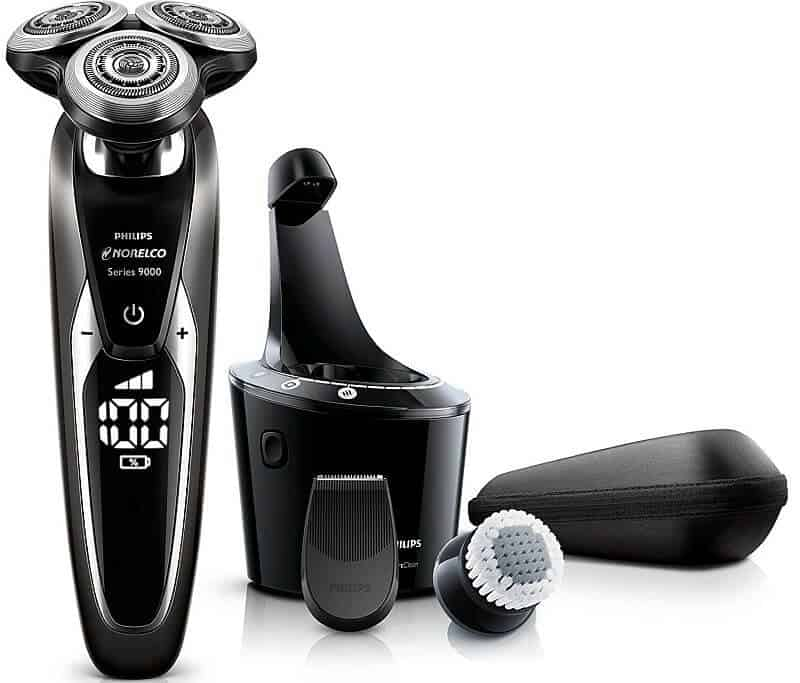 Norelco's latest 9700 series: is it really the best Norelco rotary shaver?