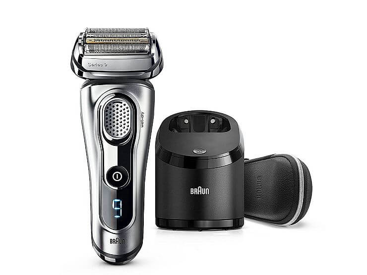 Braun Series 9 wins our best electric shavers list. Why? Well, here are the top 3 reasons...