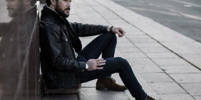 beard dye black