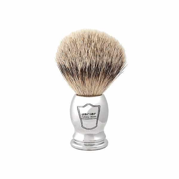 parker silvertip brush