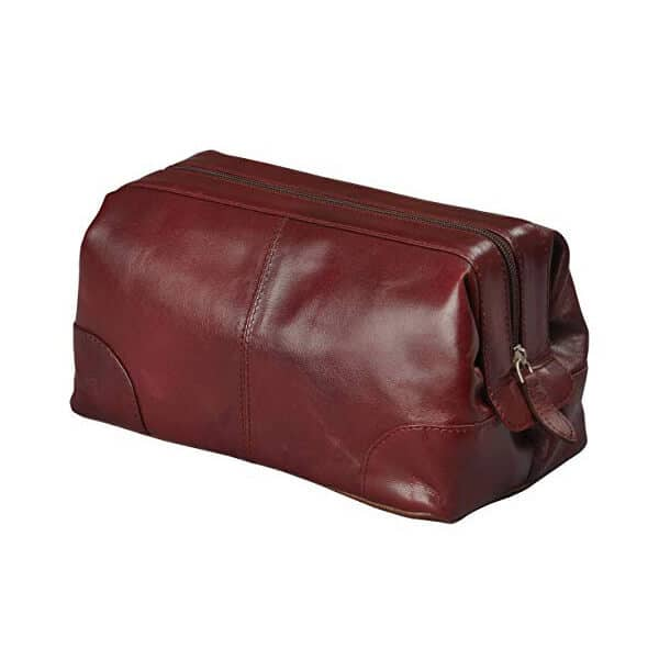 leather-dopp