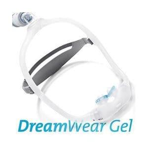 CPAP Nasal Pillow Mask for Beards