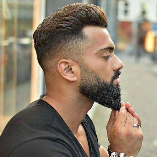 What Are The Different Types Of Fades Haircuts For Men