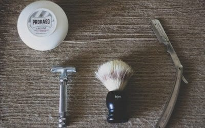 5 Benefits of Using a Safety Razor to Up Your Shave Game