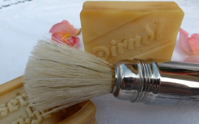 Ditch the Gel and Foam and Use a Shaving Soap for the Shave of Your Life