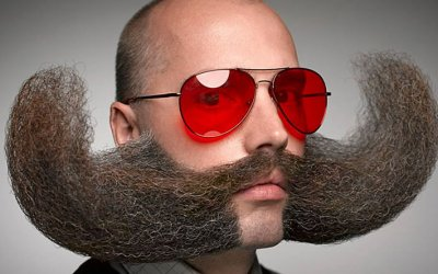 Friendly Mutton Chops or Classic, This Look Never Goes Out of Style!